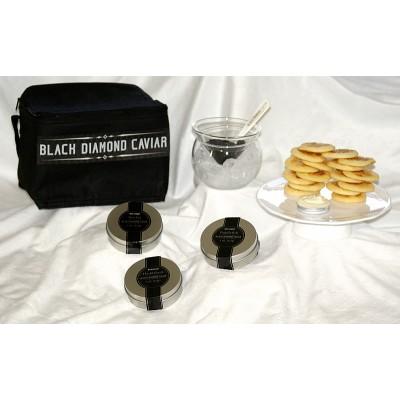 Caviar Sampler Deluxe